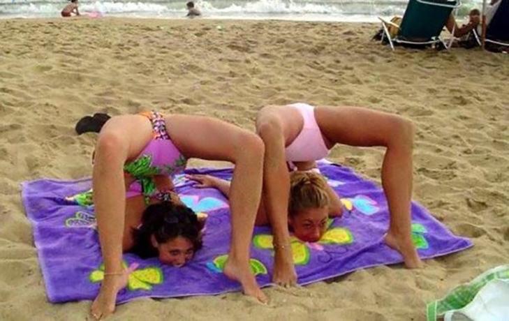 30 дивних і кумедних пляжних фотографій (Частина 2) - фото 4