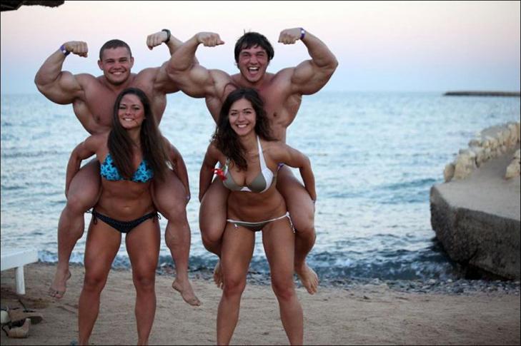 30 дивних і кумедних пляжних фотографій - фото 2
