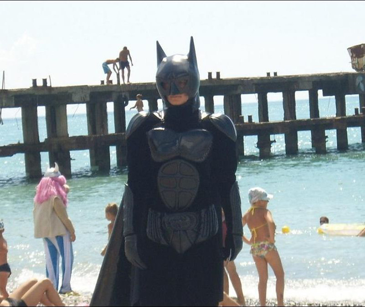 30 дивних і кумедних пляжних фотографій - фото 3