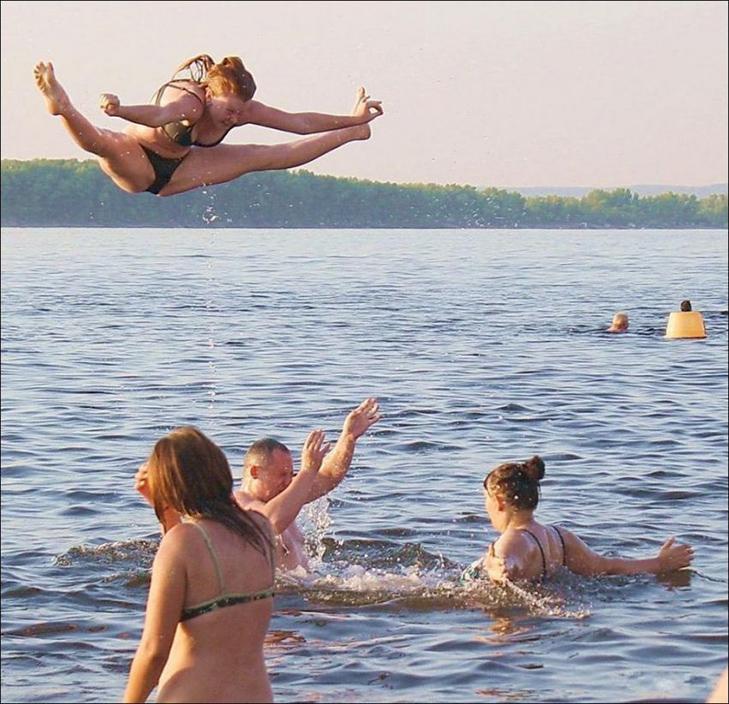 30 дивних і кумедних пляжних фотографій (Частина 2) - фото 11