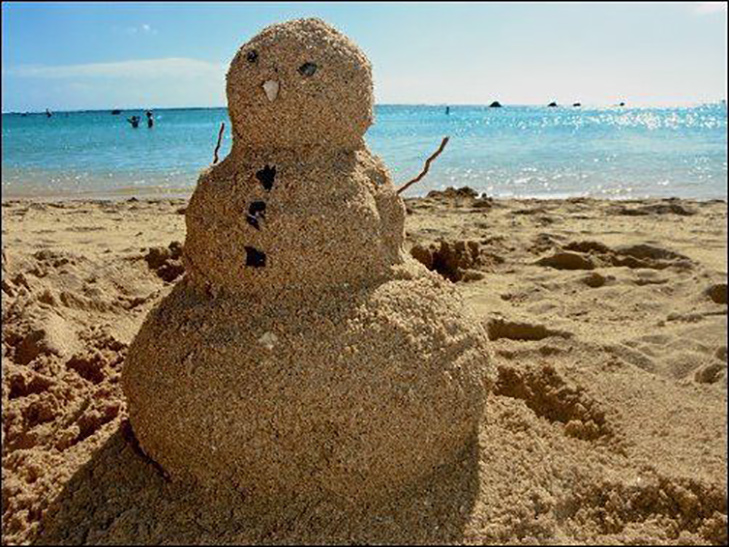 30 дивних і кумедних пляжних фотографій - фото 5