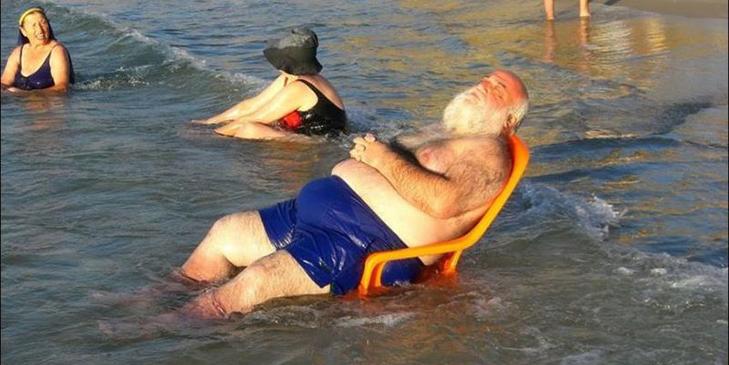 30 дивних і кумедних пляжних фотографій (Частина 2) - фото 13