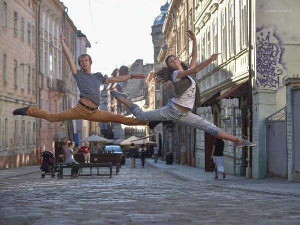Українські танцівники долучилися до міжнародного проекту Ballerina  - фото 2