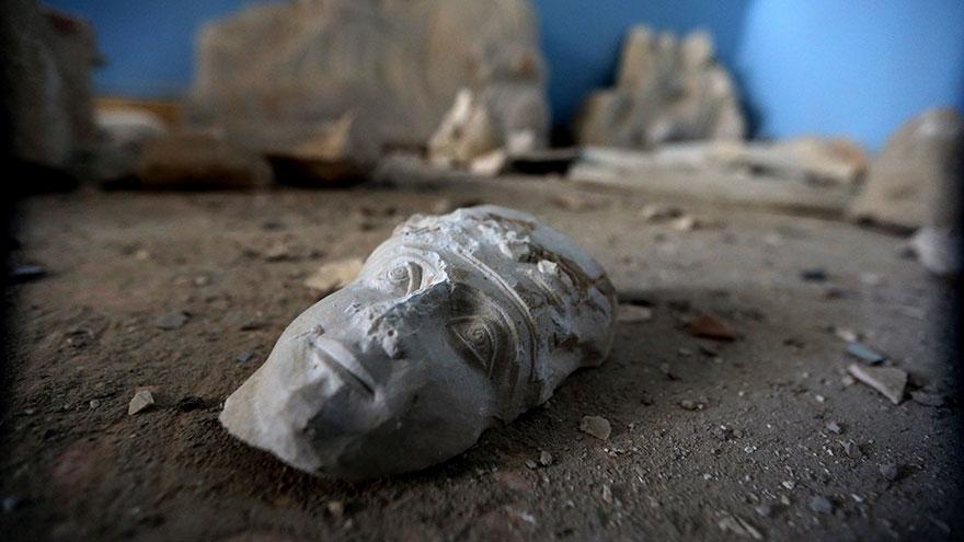 До та після ІДІЛ: несамовиті фото руйнування історичних пам'яток - фото 4