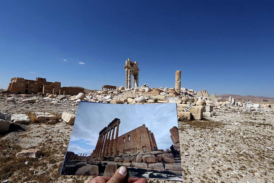 До та після ІДІЛ: несамовиті фото руйнування історичних пам'яток - фото 3