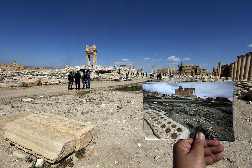 До та після ІДІЛ: несамовиті фото руйнування історичних пам'яток - фото 9