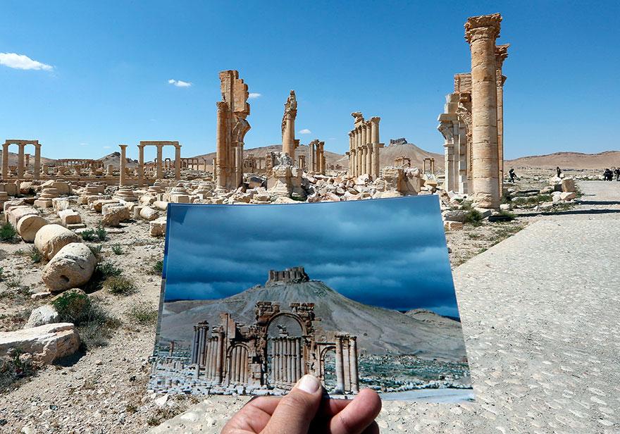 До та після ІДІЛ: несамовиті фото руйнування історичних пам'яток - фото 8