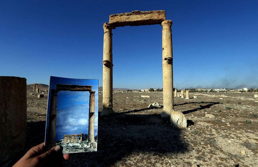 До та після ІДІЛ: несамовиті фото руйнування історичних пам'яток - фото 1