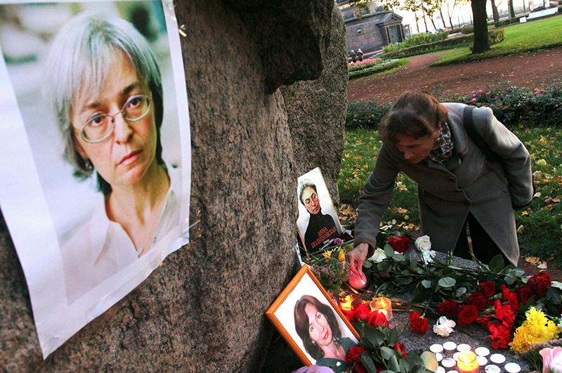 Про вбивцю-Путіна і безсоромний страх: ТОП-12 цитат Політковської - фото 6