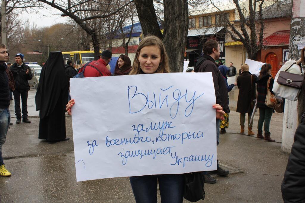 Хроніки окупації Криму: героїчний марш полковника Мамчура - фото 8