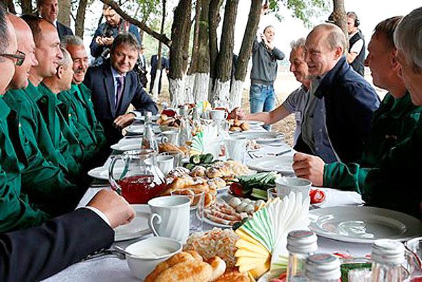 Іноді краще жувати, ніж говорити, або политики, які люблять поїсти (ФОТО) - фото 7