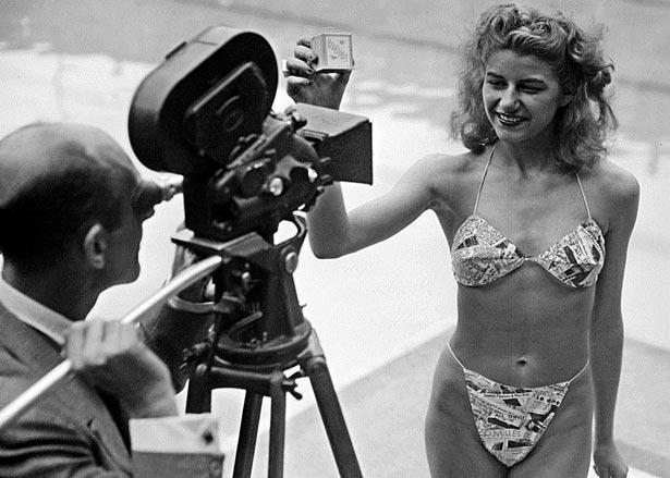 Як голлівудські зірки зробили бікіні доступним для всіх - фото 2