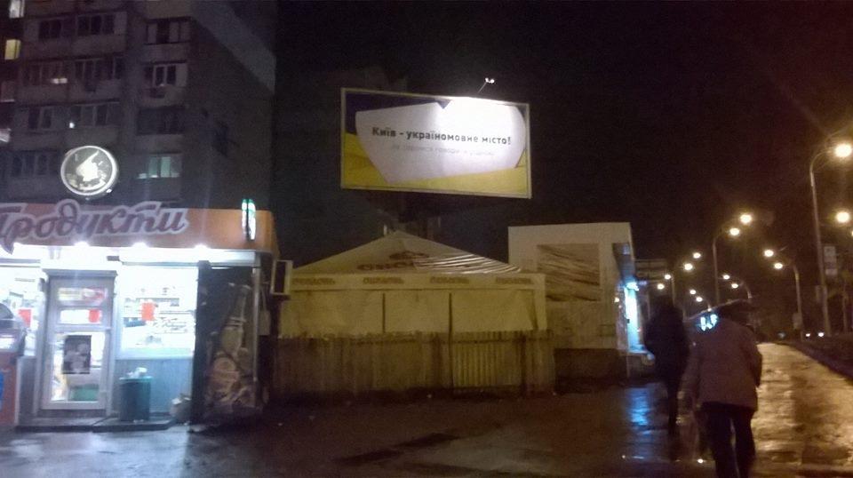 Хто і навіщо завісив Київ білбордами з цитатами Ліни Костенко - фото 3