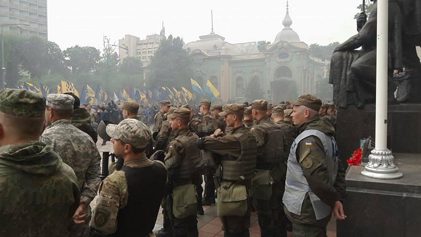 """""""Азовці"""" під Вагнера дісталися Ради (ФОТО) - фото 2"""