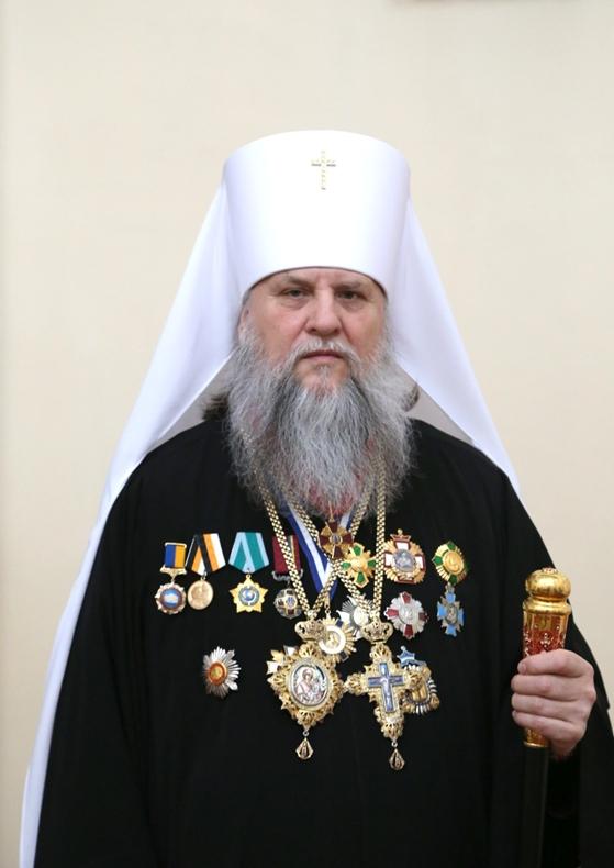 Митрополит УПЦ МП вступився за інтереси Гундяєва - фото 1