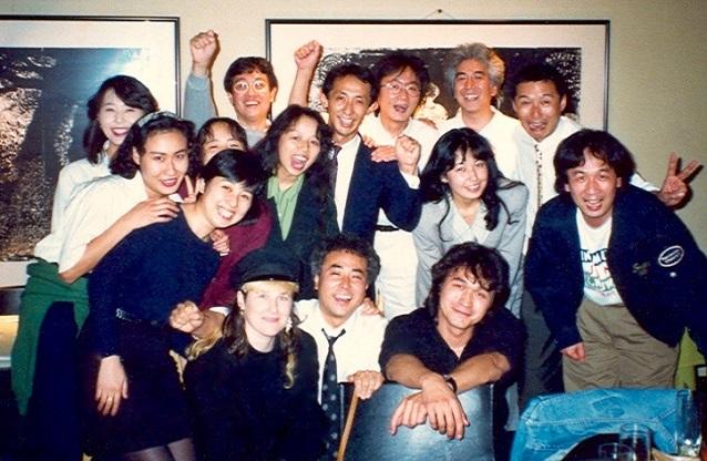 Американська співачка виклала в мережу архівні фото Цоя і Гребенщикова - фото 2