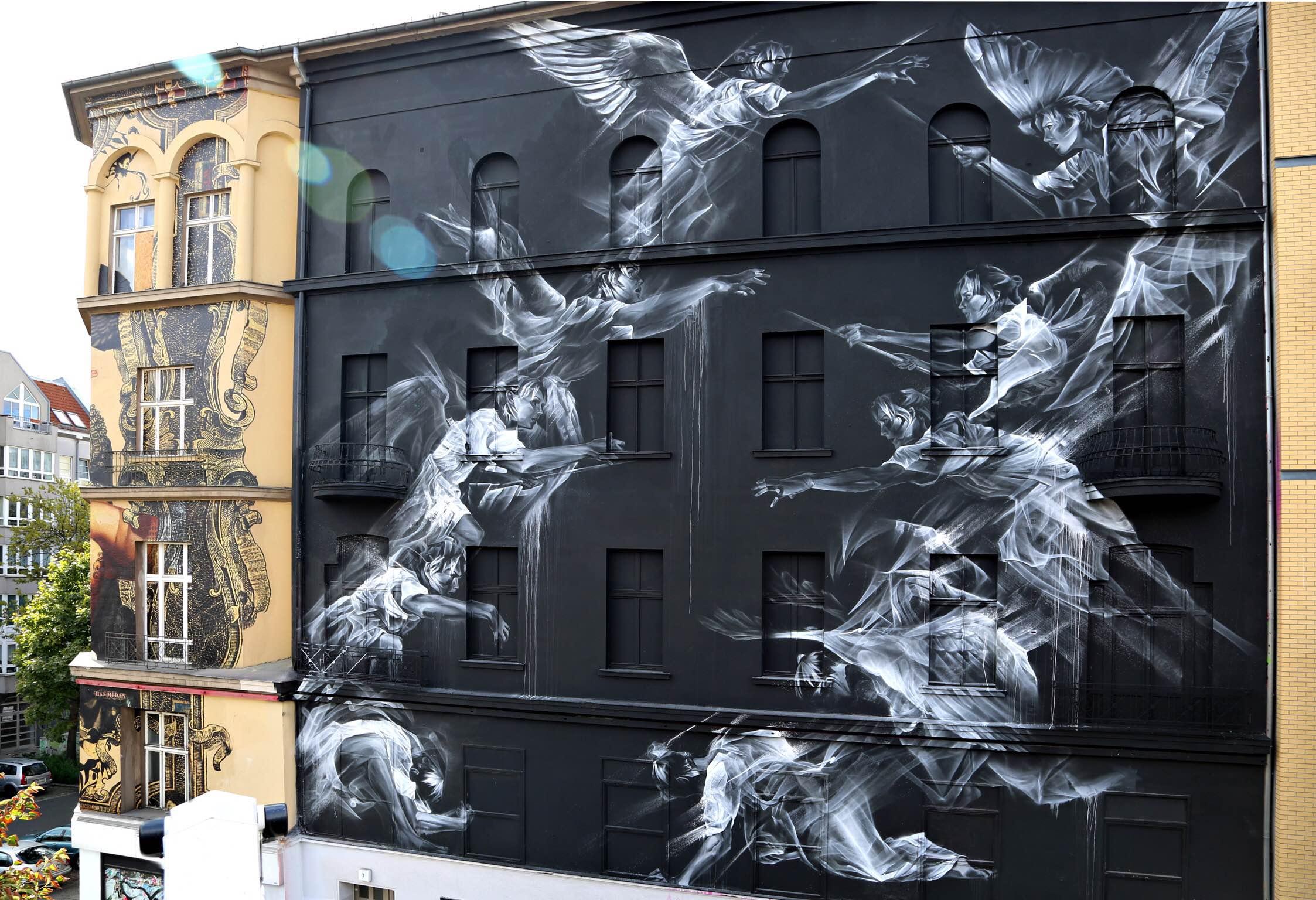 Стріт-артисти з усього світу розпишуть стіни Києва та інших міст України - фото 1