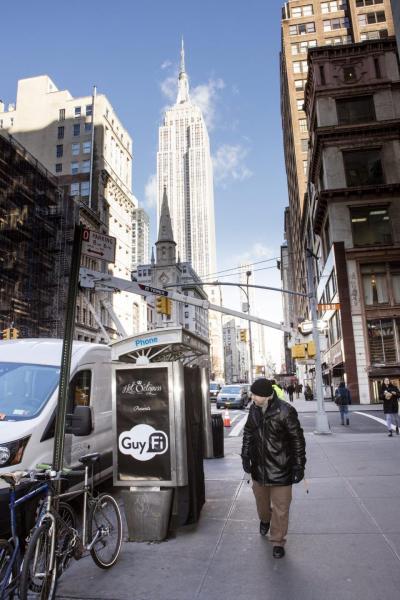 У центрі Нью-Йорка відкрили кабінку для мастурбації - фото 1