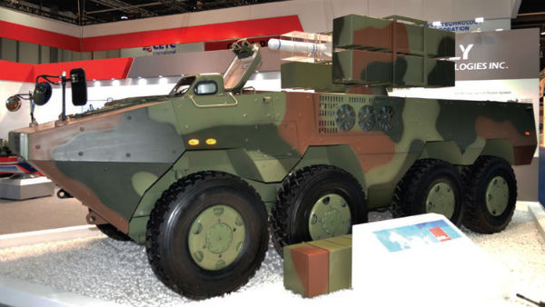 Найновіші світові розробки військової техніки (ФОТО) - фото 1