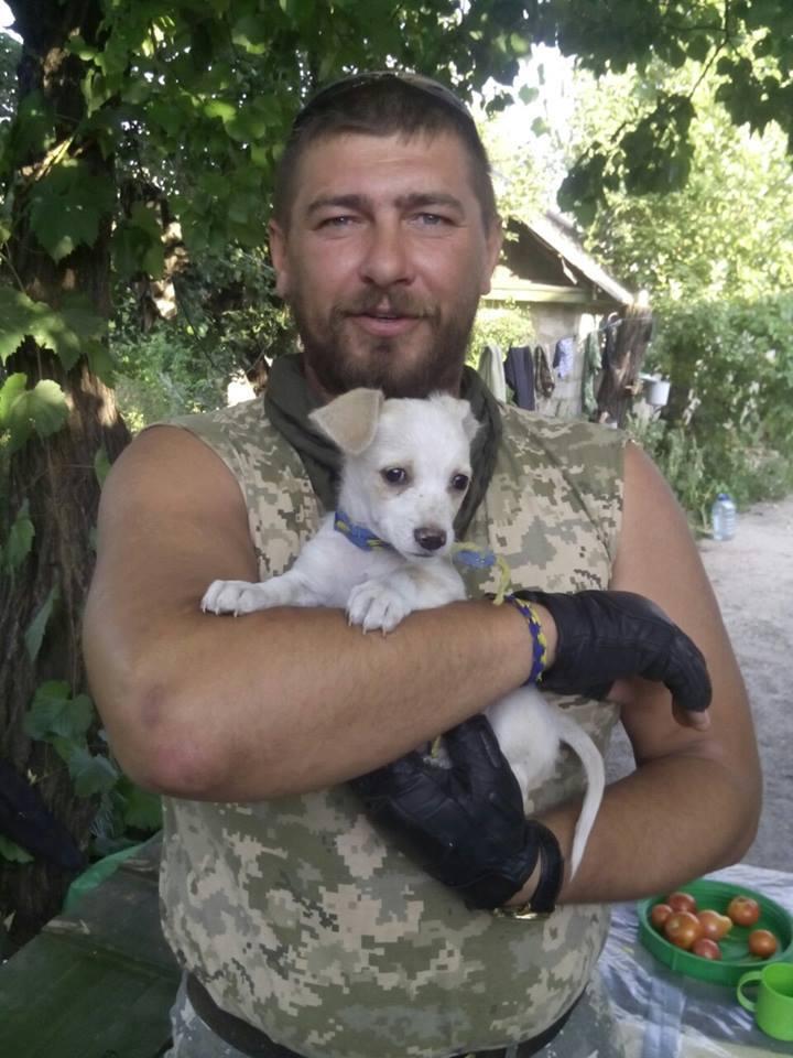 Чим займаються на Донбасі найкращі друзі бійців АТО - 2 - фото 4