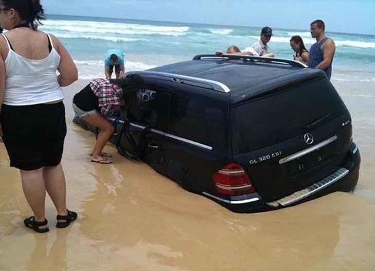 30 дивних і кумедних пляжних фотографій (Частина 2) - фото 26