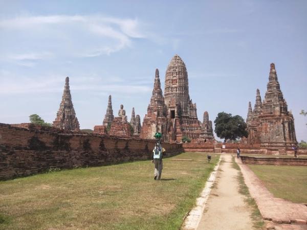 Як хлопець із рюкзаком Google пройшов пішки 500 км, щоб показати усім Таїланд - фото 3