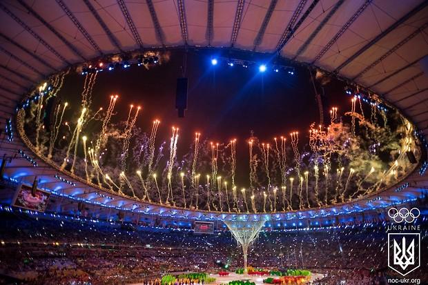 Харлан стала прапороносцем України на закритті Олімпіади