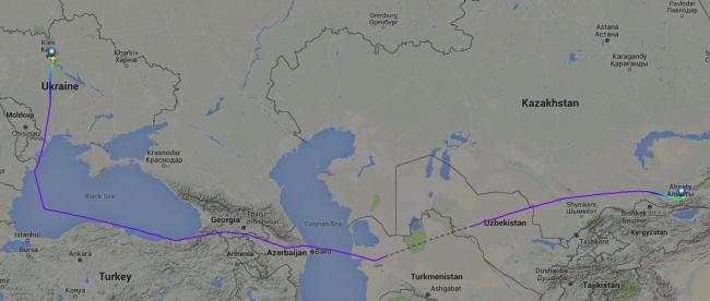 Порошенко зробив неабиякий гак, щоб не летіти до Японії через Росію (КАРТА) - фото 1
