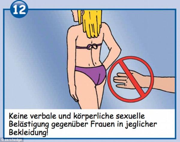 У Німеччині через біженців у басейнах заборонили чіпати сідниці - фото 2