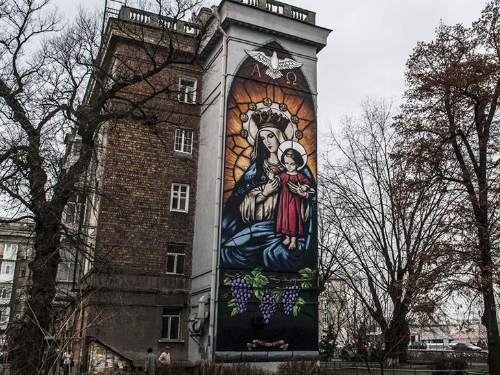 Усі мурали Києва - фото 2