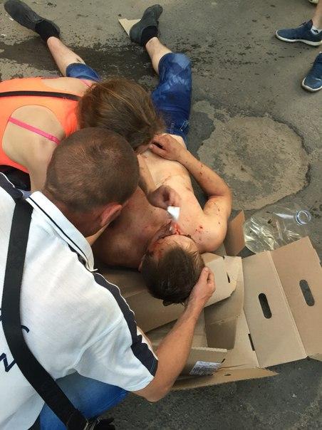 У Харкові п'яний водій влаштував ДТП  - фото 4