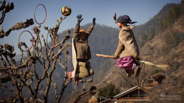 Як індійський вчений заохотив дітей до навчання завдяки Гаррі Поттеру та квідичу - фото 2