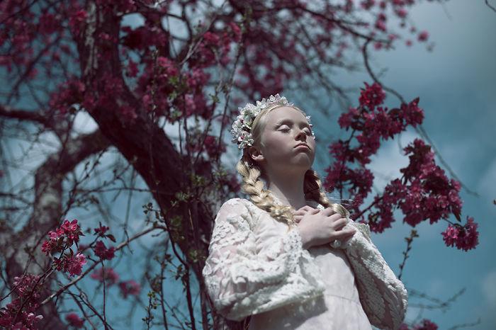 Як канадський фотограф робить неймовірні фото завдяки квітучим садкам - фото 7