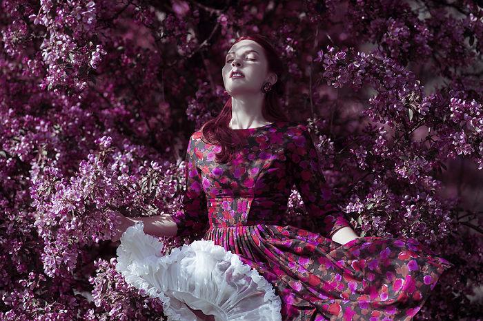 Як канадський фотограф робить неймовірні фото завдяки квітучим садкам - фото 2