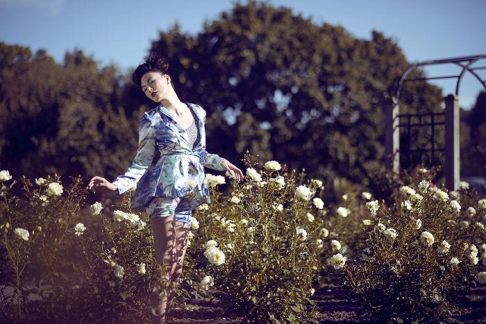 Як канадський фотограф робить неймовірні фото завдяки квітучим садкам - фото 6