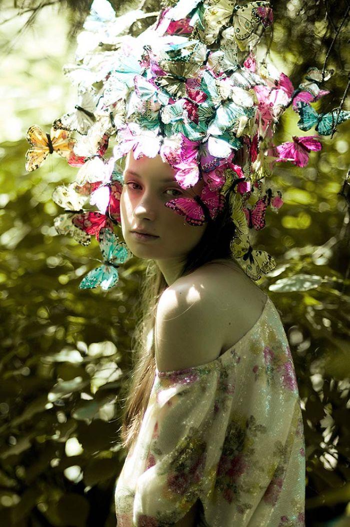 Як канадський фотограф робить неймовірні фото завдяки квітучим садкам - фото 5