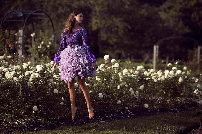 Як канадський фотограф робить неймовірні фото завдяки квітучим садкам - фото 4