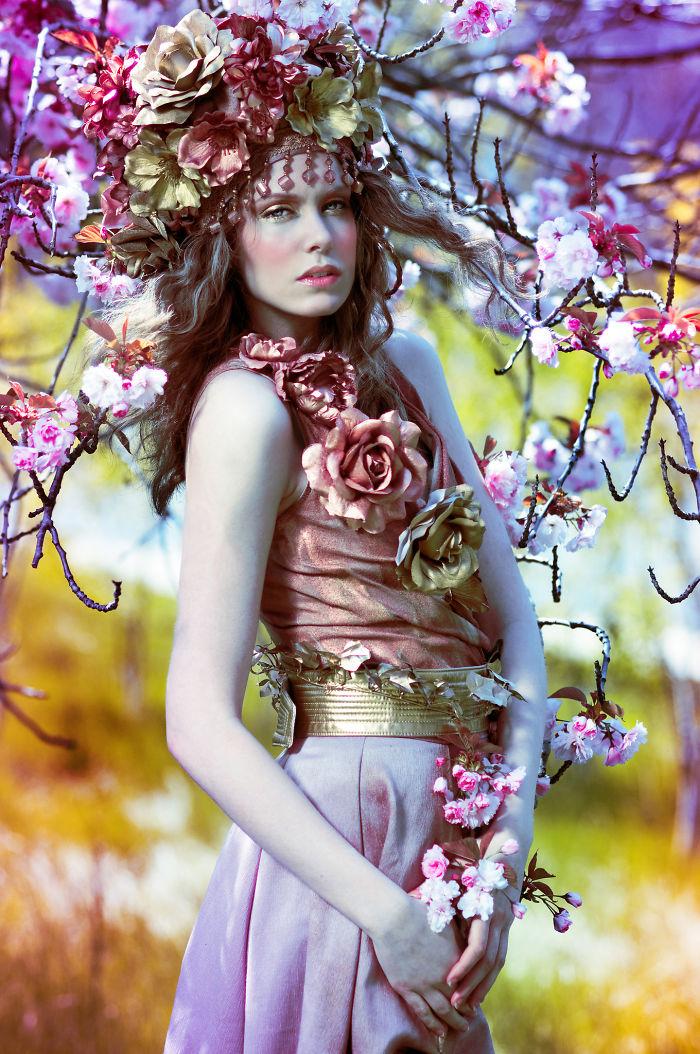 Як канадський фотограф робить неймовірні фото завдяки квітучим садкам - фото 8