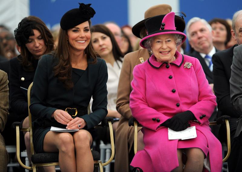 Як Кейт Міддлтон косить під принцесу Діану - фото 33
