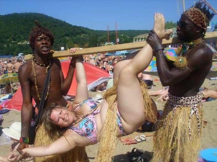 30 дивних і кумедних пляжних фотографій - фото 7