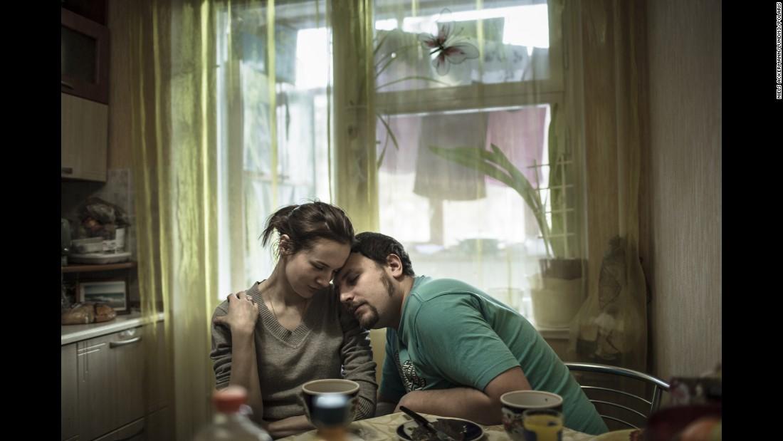 Шведський фотограф показав світу молоді обличчя Чорнобиля - фото 1