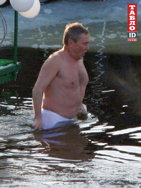Як політики мочили голе тіло в ополонці - фото 6