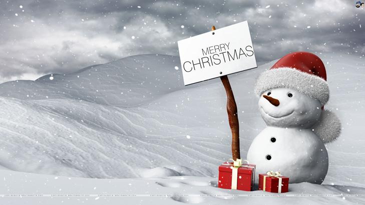 """Топ-20 несподіваних різдвяних """"шпалер"""" для робочого столу - фото 13"""