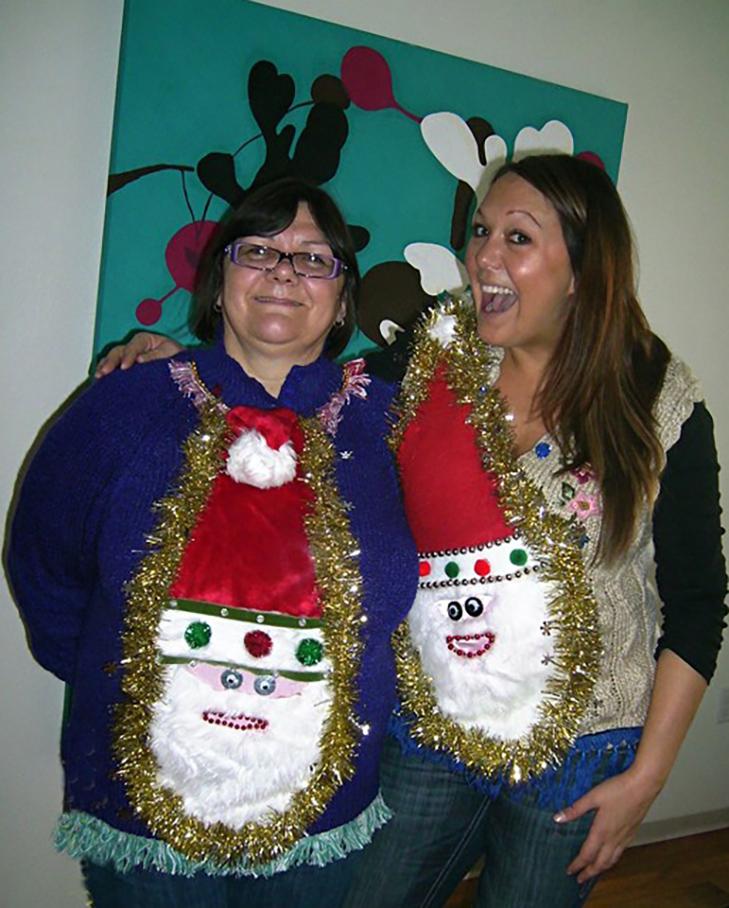 ТОП ідіотських новорічних костюмів - фото 14