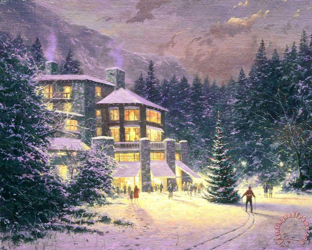 Дивовижні різдвяні картини, які створять святковий настрій  - фото 9