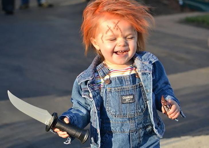 30 фото дитячого косплею, від яких стає моторошно - фото 4