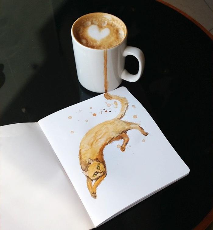 Коти та кава: які породи котів відповідають способу приготування кави - фото 6