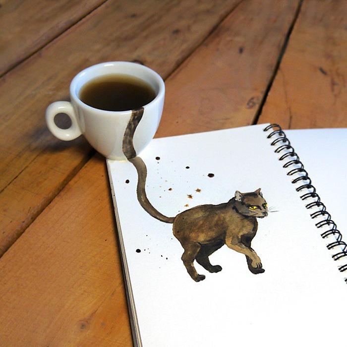 Коти та кава: які породи котів відповідають способу приготування кави - фото 2