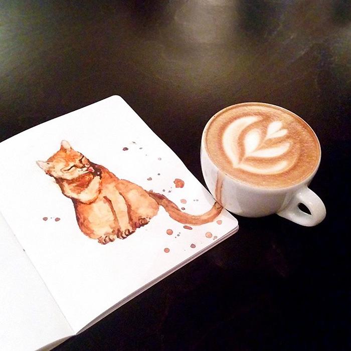 Коти та кава: які породи котів відповідають способу приготування кави - фото 4