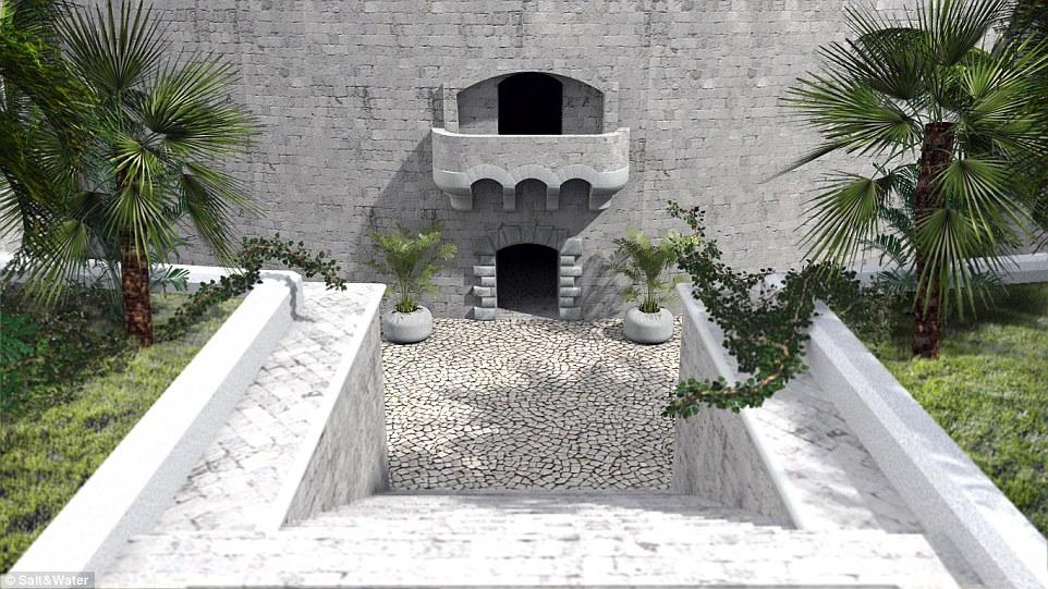 У Чорногорії концтабір перетворять на курорт (ФОТО) - фото 1